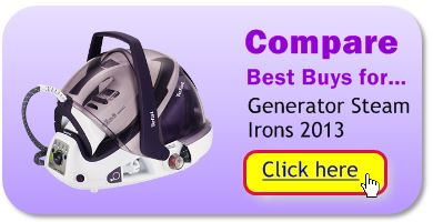 Compare Steam Generator Irons At-a-Glance