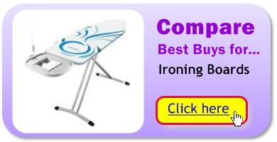 Compare Ironing Boards
