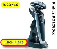 Philips RQ1280cc top rated electric shaver