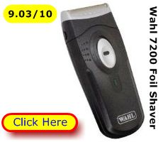 Wahl 7200 budget shaver ranked 4th