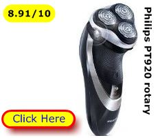 Philips PT920 rotary shaver