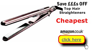 Hair Straighteners Likely Cheaper Here...