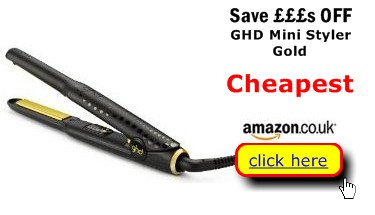 GHD Mini Styler + Free delivery too