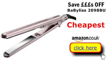BaByliss 2098BU cheaper + FREE delivery too