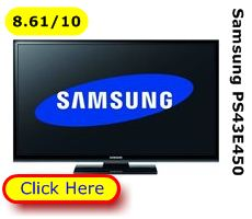 Samsung PS43E450 Plasma 40 TV
