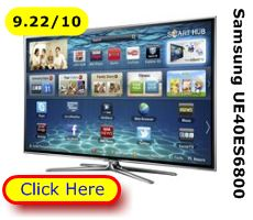 Samsung UE-40ES6800 Smart & 3D-ready TV