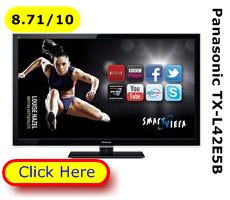 Panasonic TXL42E5B Smart TV