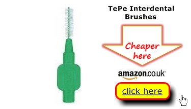 Cheap TePe Interdental Brushes