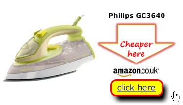 Philips GC3640 probably cheaper here