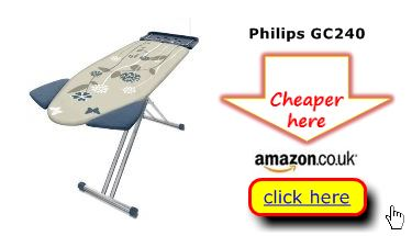 Philips GC240 cheaper here