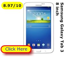 Samsung Galaxy Tab 3 7 inch handheld PC
