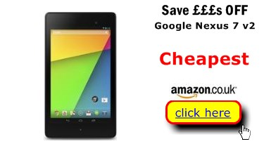 Google Nexus 7 MkII cheaper here