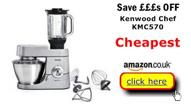 Kenwood Chef KMC570 cheapest here