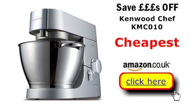 Kenwood Chef KMC010 cheaper here