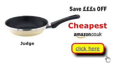 Judge frying pans at wise buyer prices here