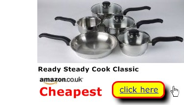 Ready Steady Cook best deals here