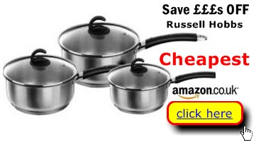 Great deals on Russell Hobbs cookware here