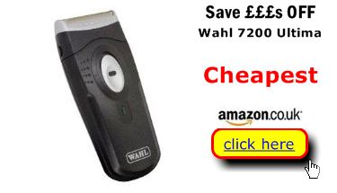 Wahl 7200 probably cheapest here