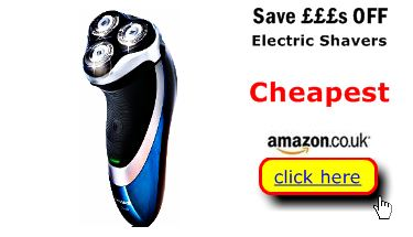 The best electric shavers are cheaper here