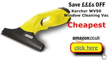 Karcher WV50 Window Vac Cheapest here